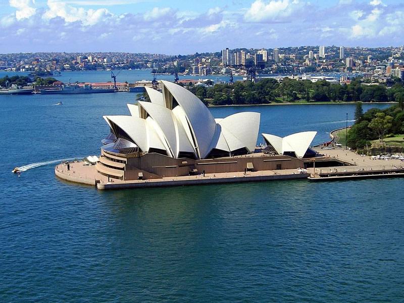 Los diez destinos más interesantes en Australia 1