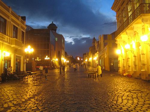 Curitiba: ecología, arquitectura y cultura en Brasil 4