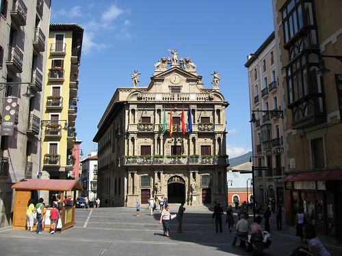 Pamplona, mucho más que sanfermines. 2