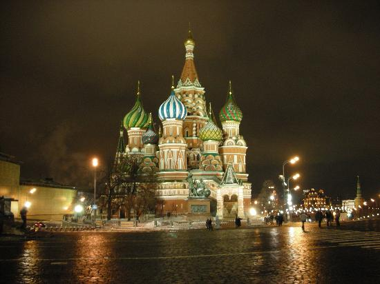 Diez razones fundamentales para viajar a Moscú 2