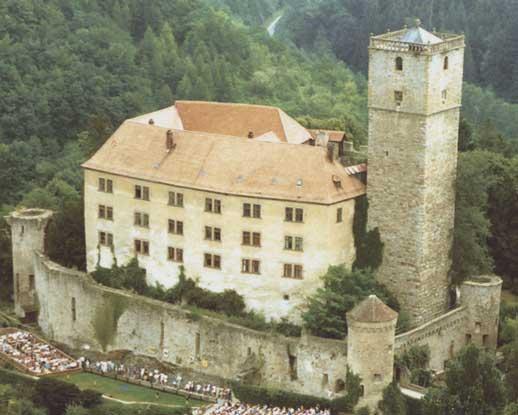 Castillo de Burg Guttenberg