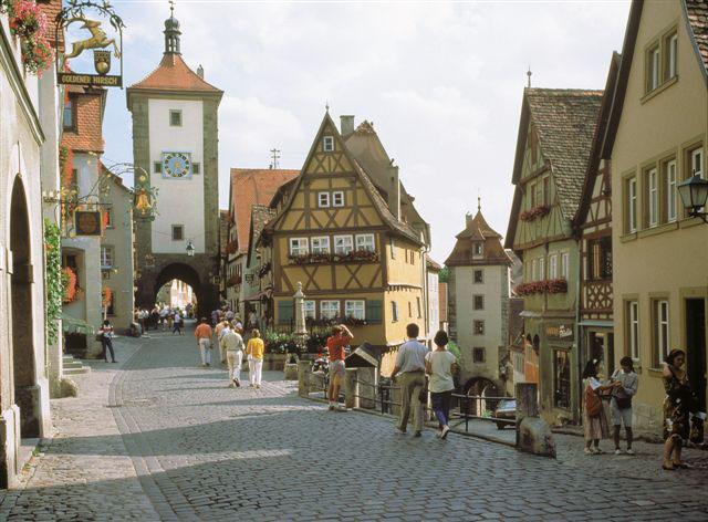 La Ruta de los Castillos en Alemania  1