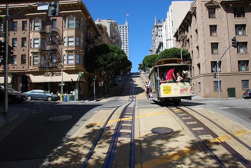 San Francisco con poco dinero 3