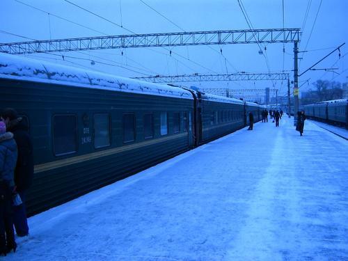 Consejos para viajar en tren por Rusia 2