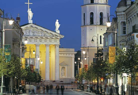 Vilnius, Capital Europea de la Cultura 2009 4