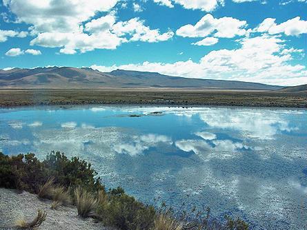 La Reserva Nacional de Salinas y Aguada Blanca 9