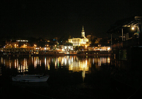 Belgrado, una ciudad que existe 5