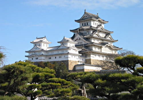 Castillos medievales en Japón 7