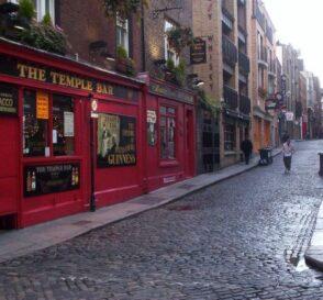 Vacaciones baratas en Dublín 2