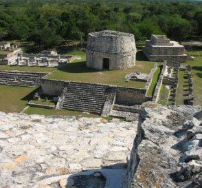 Mayapán, ruinas mayas entre la selva 2