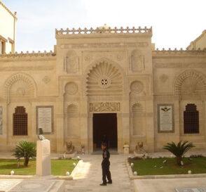 El Museo Copto de El Cairo 1