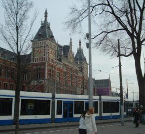 Transportes en Amsterdam 1