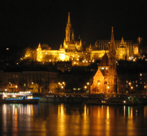 Budapest de noche 3