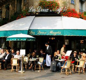 Los cafés bohemios de París 2