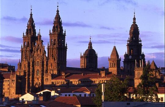 Visita Santiago de Compostela 4