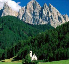 La Ruta de los Dolomitas en Italia 2
