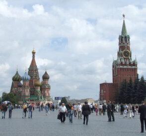 Un fin de semana en Moscú 1