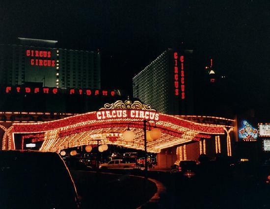 Hotel Circus Circus en Las Vegas