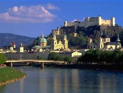 Salzburgo, histórico y cultural patrimonio de la Humanidad 3