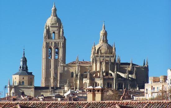 Segovia, una ciudad histórica 3