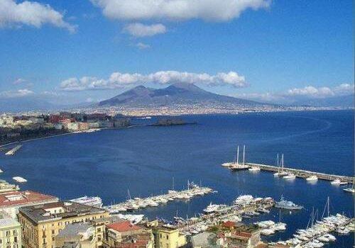 La bahía de Nápoles, el sueño de una sirena 6