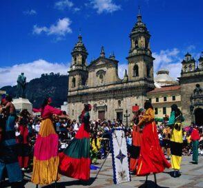 Bogotá, mil y una sensaciones en Colombia 1