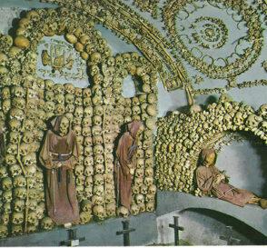 La Cripta de los Frailes Capuchinos en Roma 2