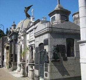 El Cementerio de Recoleta en Buenos Aires 2