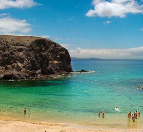 Lanzarote, verano e invierno en las Canarias 1