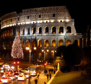 Vacaciones de Navidad en Roma 1