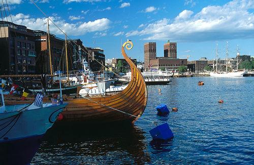 Oslo, la capital vikinga del frío 5