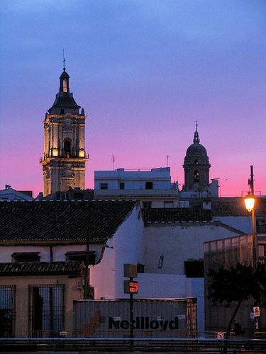 amanecer Málaga