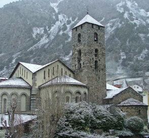Andorra, blanco y románico 1