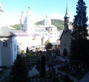 El Cementerio de San Pedro en Salzburgo 1
