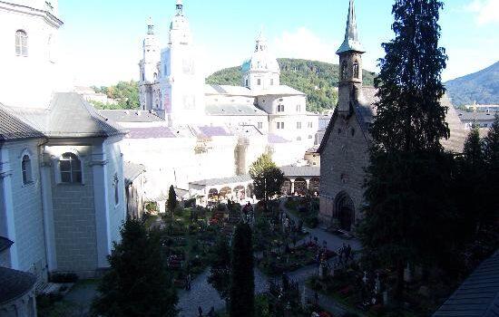 El Cementerio de San Pedro en Salzburgo 2