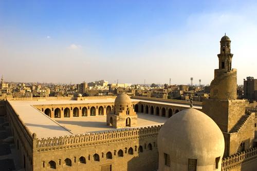 Tres días de vacaciones en el Cairo 8