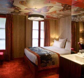Tres hoteles curiosos en París 2