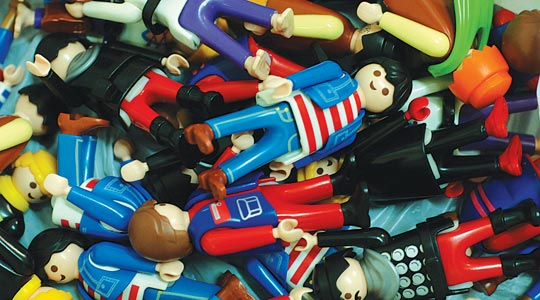 La Fábrica de Playmobil en Malta 7