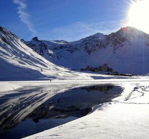 Tignes, una de las mejores estaciones de los Alpes 1