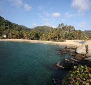 La costa caribeña de Colombia 2