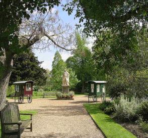 Visita los Jardines Privados de Londres  1