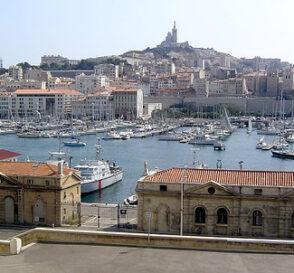 Marsella, ciudad de fuertes (I) 1