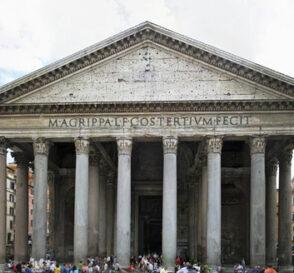Una visita al Panteón de Roma  2