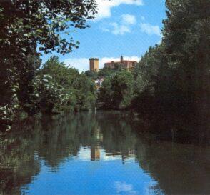 Monforte de Lemos, un bello pueblo medieval en Lugo 2