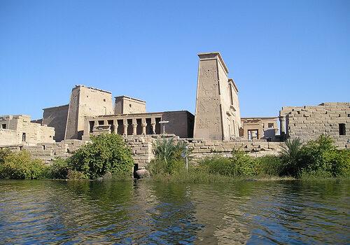 El Templo de Isis en Egipto 14
