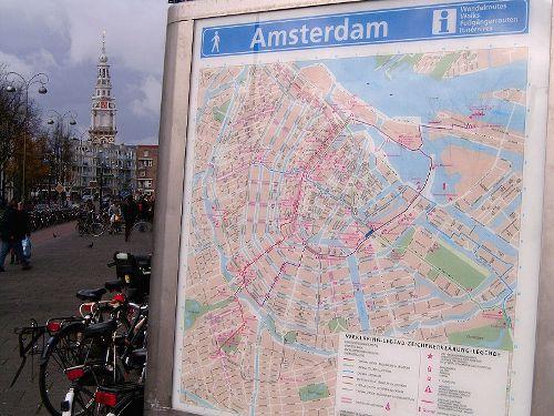 Pequeña ruta por Ámsterdam 1