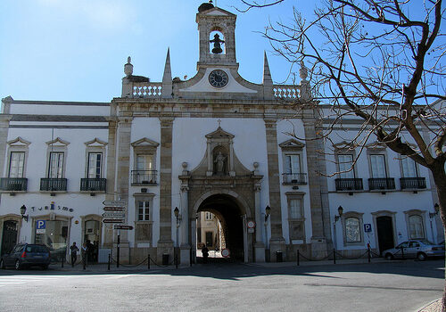 Faro, la capital del Algarve en Portugal 5