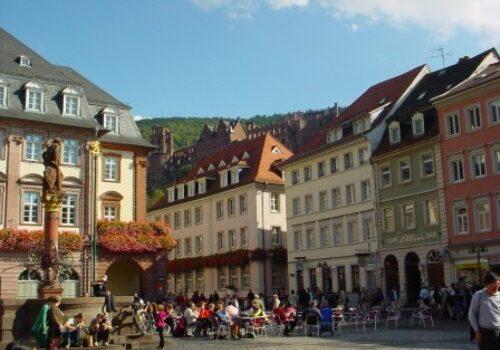 Heidelberg, histórica ciudad universitaria 1