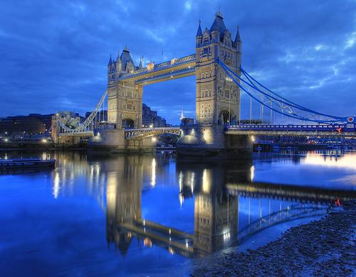 Londres desde las alturas 1