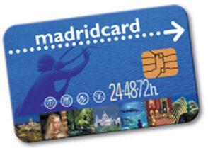 Tarjeta Madrid Card, viaja a Madrid muy barato 2